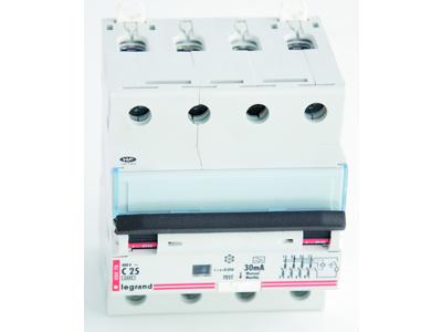 Combi HPFI 30mA C25A 4P