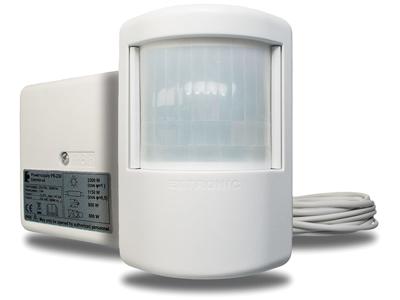 Extronic lysstyring