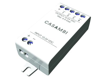 Casambi 4 kanal PWM4 Dimmer