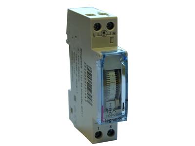 MicroRex3 QW11 uge analog 230V