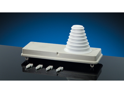 Flange (1x30-72 mm), 300x25/100 mm