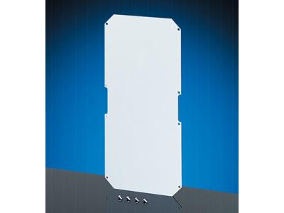 Montageplade t/Mi4-8, 265x565x4