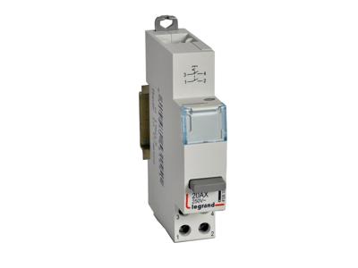 CX3 1 funktions kontroltryk 20A/250V 1M