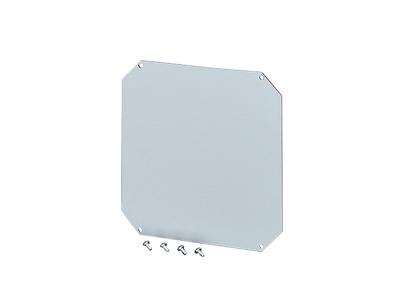 Montageplade t/Mi2-3-4-8, 265x265x4