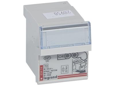 Plug-in modul for transientbeskyttelse