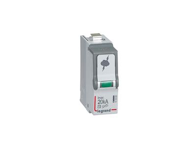 Plug-in mod. for transientbeskyt,T2 20kA