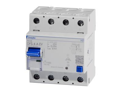 DFS4 040-4/0,03-A EV HD 60°C, 4M