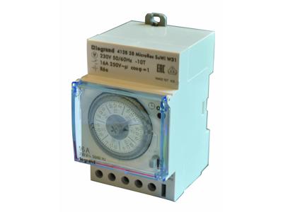 MicroRex3 AQW31 uge analog 230V Aut S/V