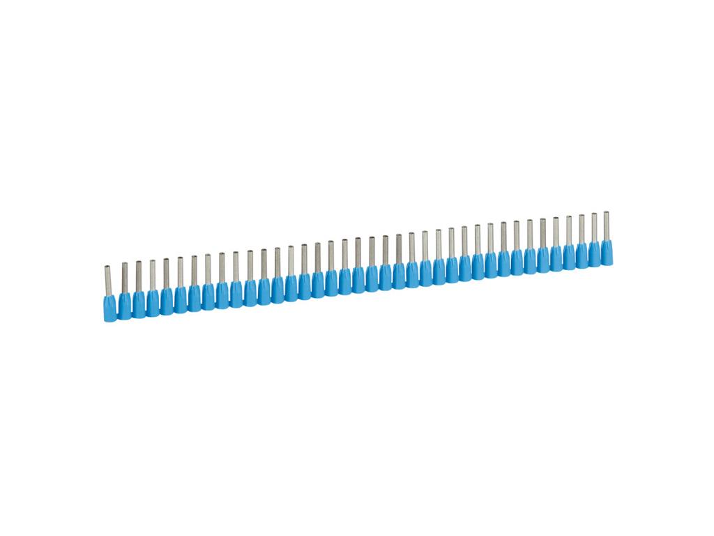 Tylle 0,75mm² Blå på bånd